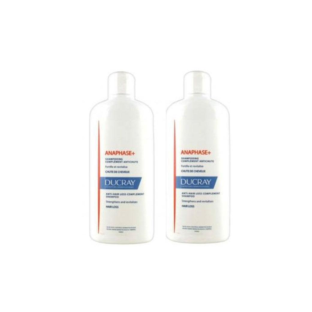 Ducray Anaphase+ Shampoo Complemento Antiqueda 2x400ml