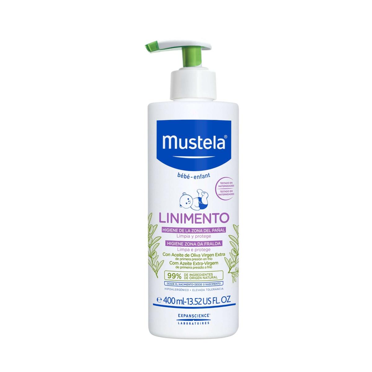Mustela - Creme Hidratante MUSTELA Linimento (400 ml)